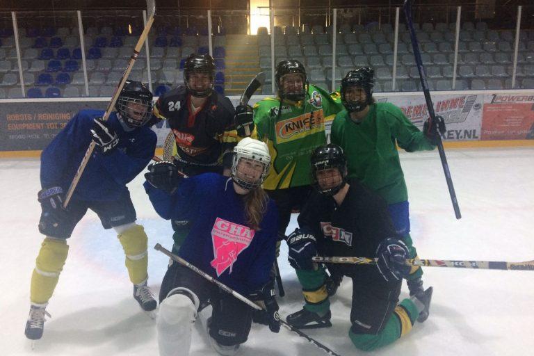 IJshockey Chicks 2018