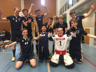 Third Men's Team