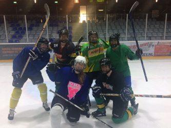 IJshockey 12 maart 2018